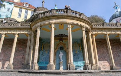 Portmeirion in Wales and Why You Should Visit It